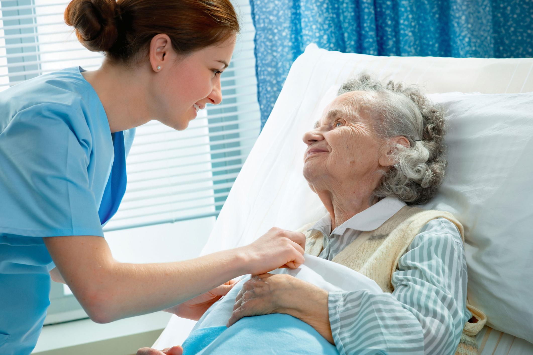 نکات مراقبت از سالمند بیمار