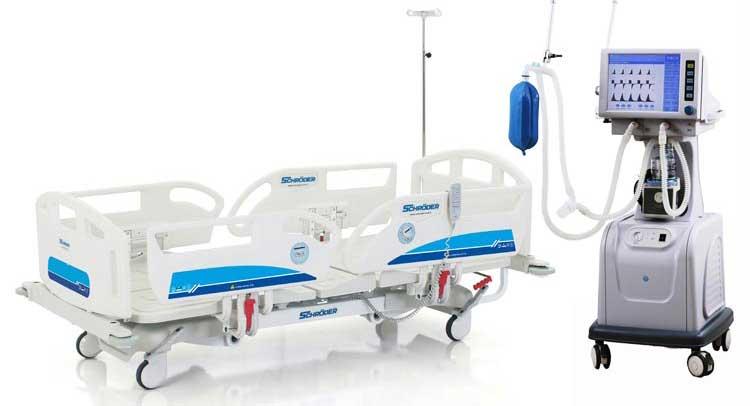 اجاره تجهیزات ICU